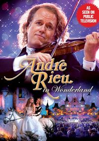 Cover André Rieu - In Wonderland [DVD]